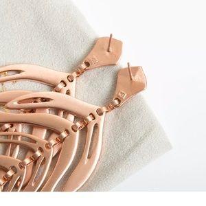 Kendra Scott Jewelry - Kendra Scott Lotus earrings